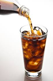 cut down your intake of fizzy drink