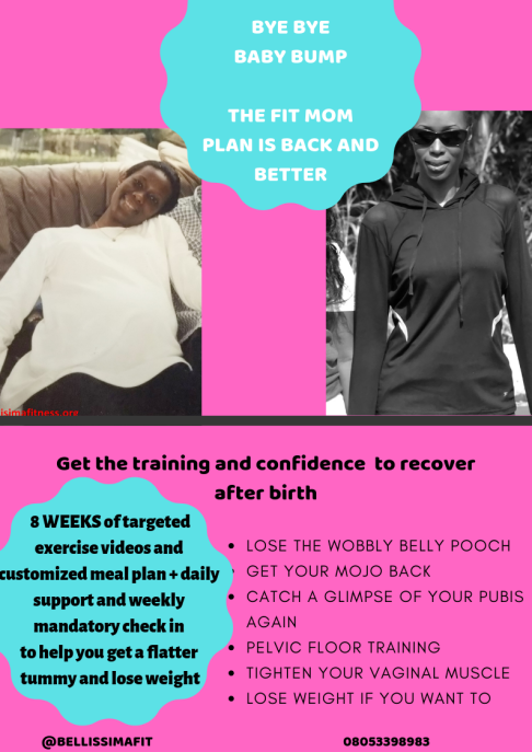 Copy of BYE BYE BABY BUMP THE FIT MOM PLAN IS BACK AND BETTER (1)